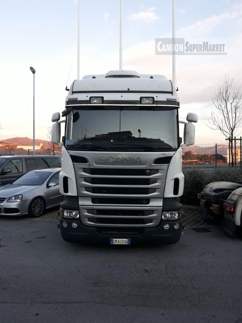 Scania R500 used 2013 Liguria