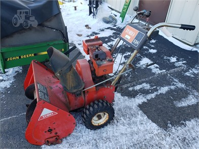 TORO Snow Blowers For Sale - 48 Listings | TractorHouse com - Page 1
