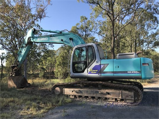 2007 Kobelco other Heavy Machinery for Sale