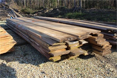 LOT OF LIVE EDGE CYPRESS Other Auction Results - 3 Listings