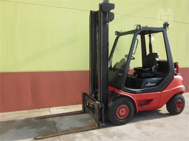 Fabelhaft LINDE H25D-03 Forklifts For Sale - 2 Listings | LiftsToday.com #LB_87