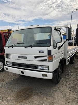 2000 Mazda T4000 - Trucks for Sale