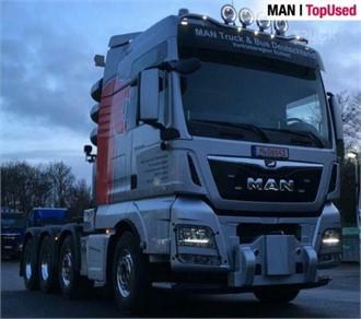 MAN TGX41.640