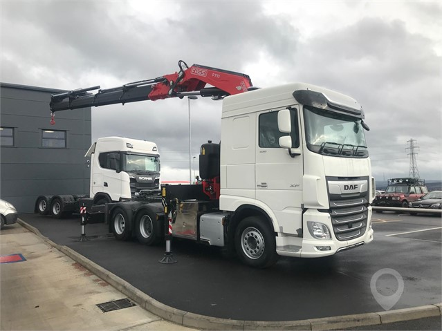 New 2019 DAF XF105 510 For Sale in Huddersfield, United