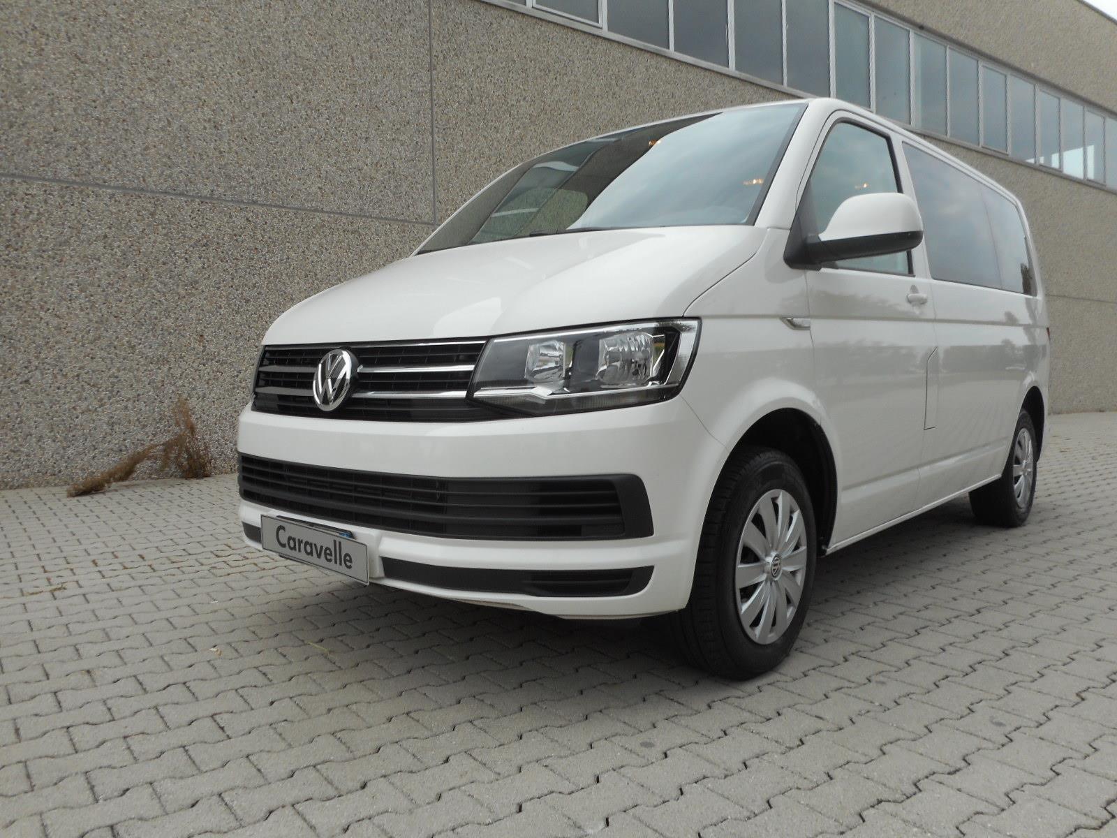 Volkswagen CARAVELLE Usato