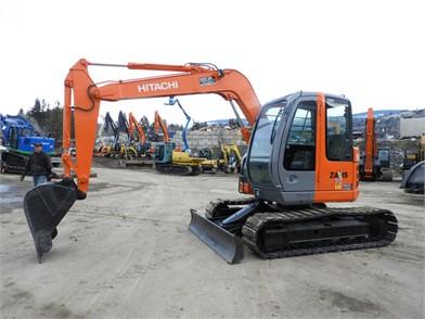 Pacific Rim Equipment >> Construction Equipment For Sale By Pacific Rim Eq 85