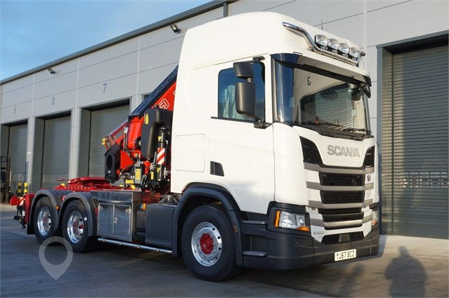 New 2019 SCANIA R500 For Sale in Huddersfield, United
