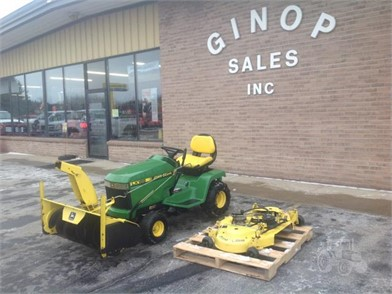 JOHN DEERE LX188 For Sale - 6 Listings | TractorHouse com - Page 1 of 1