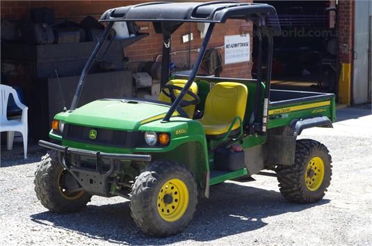 2010 John Deere Gator XUV 850D Farm Machinery for Sale
