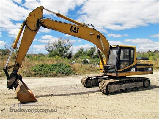 1993 Caterpillar 320 Parts & Accessories for Sale
