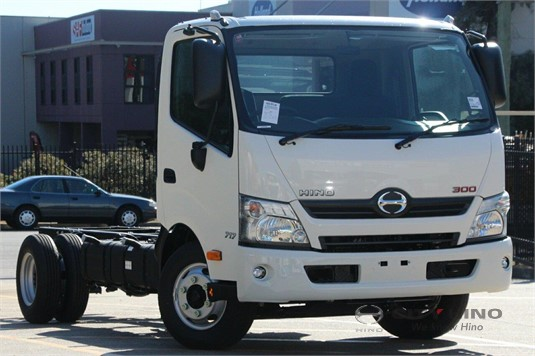 2018 Hino 300 Series City Hino - Trucks for Sale