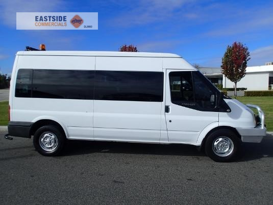 2006 Ford Transit Mini Bus Eastside Commercials - Buses for Sale
