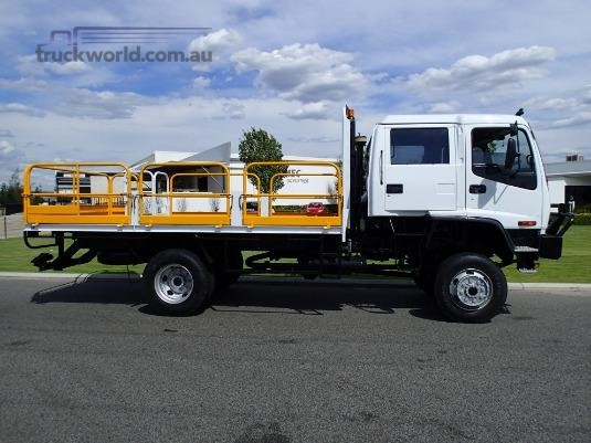 2004 Isuzu FTS 750 4x4 Dual Cab Trucks for Sale