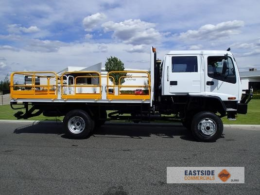 2004 Isuzu FTS 750 4x4 Dual Cab Eastside Commercials - Trucks for Sale
