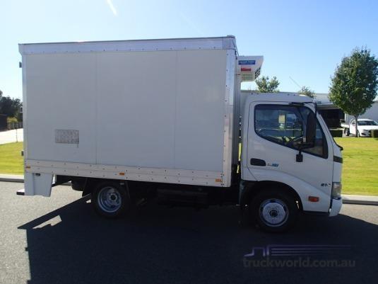 2007 Hino 300 Series 616 IFS Short - Trucks for Sale