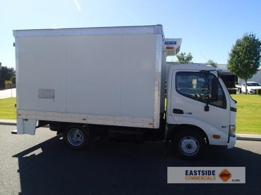 2007 Hino 300 Series 616 IFS Short Eastside Commercials - Trucks for Sale