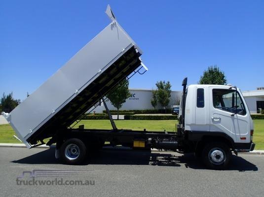 1998 Mitsubishi Fighter 6 Trucks for Sale