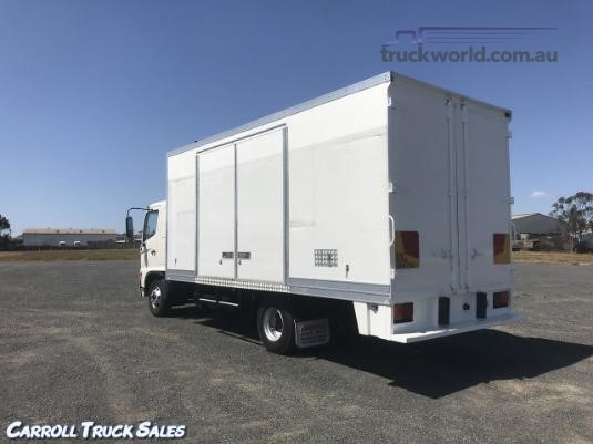 2006 Alltruck Pantech Carroll Truck Sales Queensland - Truck Bodies for Sale