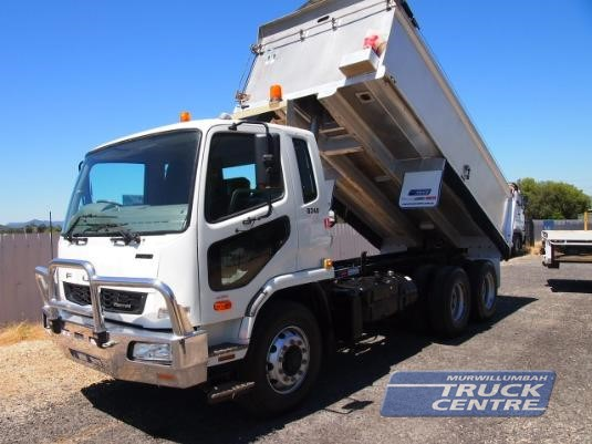 2011 Fuso Fighter 2427 Murwillumbah Truck Centre - Trucks for Sale
