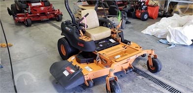 SCAG Zero Turn Lawn Mowers Auction Results - 50 Listings