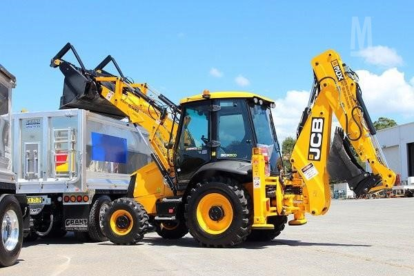 2018 JCB 3CX For Sale In Beresfield, New South Wales
