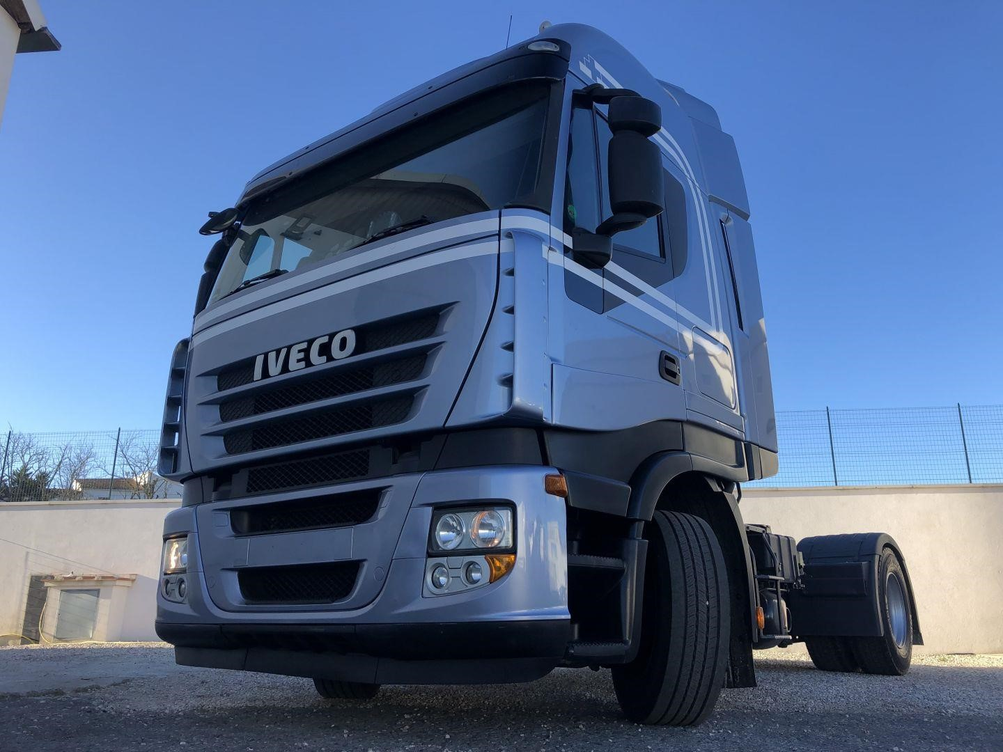 Iveco STRALIS 450 Second-hand