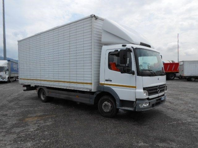 Mercedes-Benz ATEGO 816 #Used