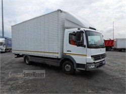 MERCEDES-BENZ ATEGO 816  used