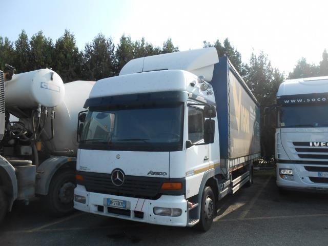 Mercedes-Benz ATEGO 1223 Usagé