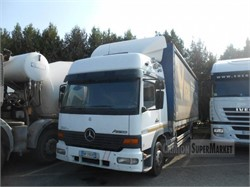 MERCEDES-BENZ ATEGO 1223  used