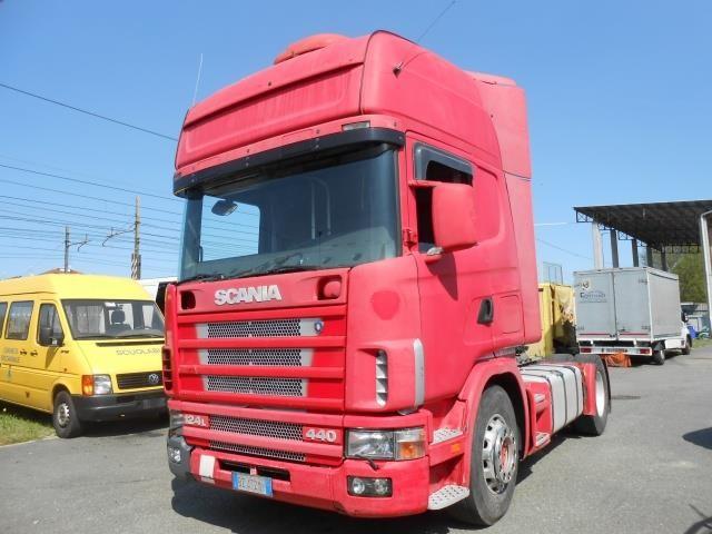 Scania R124L440 #Used
