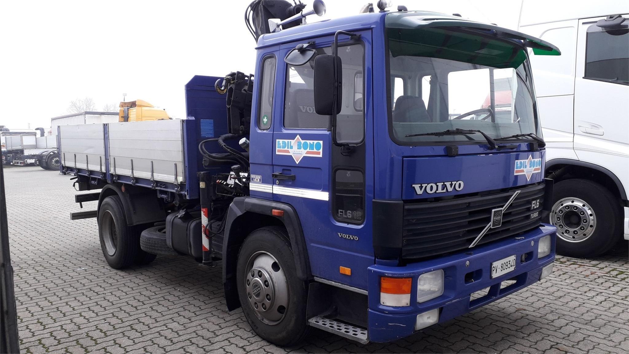 Volvo FL6 Usato