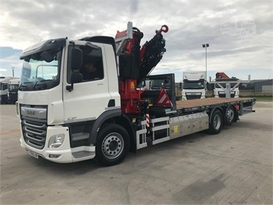 ae7ea9b84a DAF Crane Trucks For Sale - 164 Listings