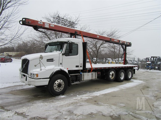 2012 Volvo Vhd62b200 For Sale In Columbus Ohio Marketbook Ca