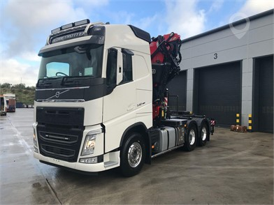 2021 VOLVO FH540 at TruckLocator.ie