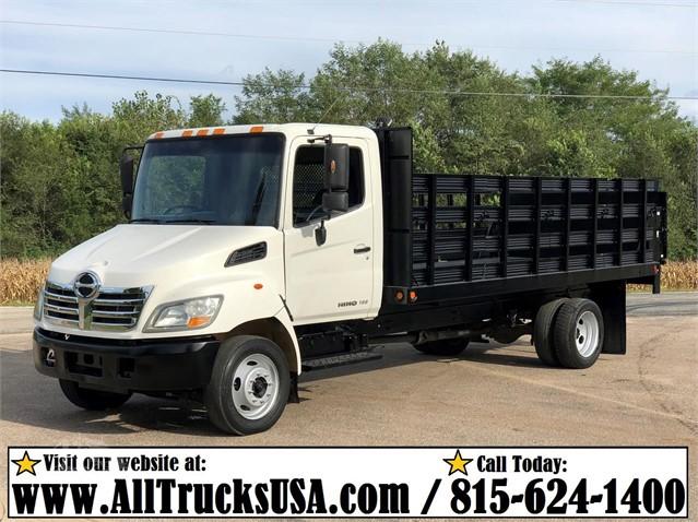 2010 HINO 165 For Sale In Rockton, Illinois | TruckPaper com