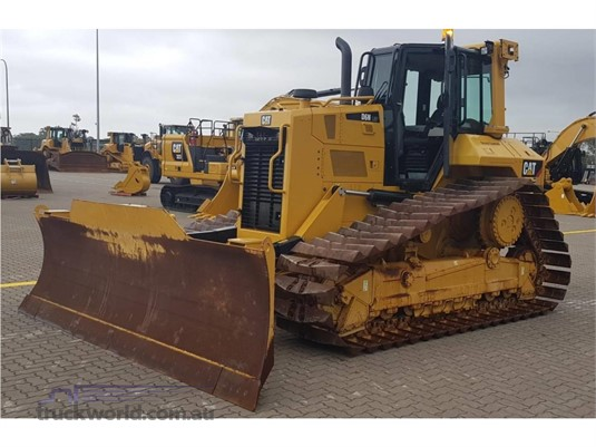 2016 Caterpillar D6N LGP Heavy Machinery for Sale