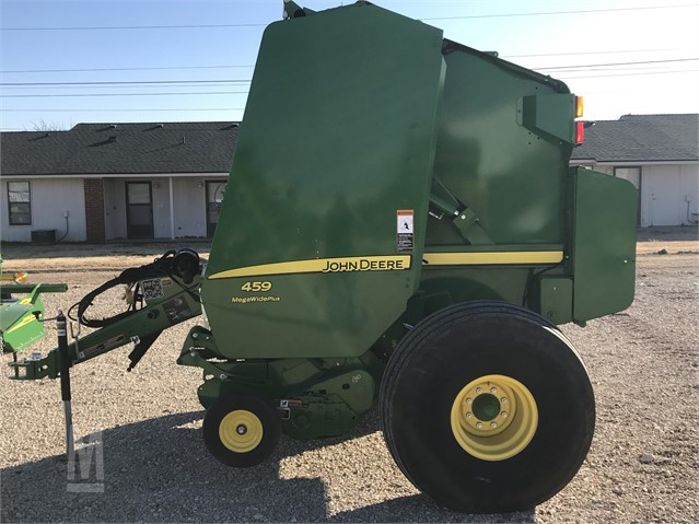 2016 JOHN DEERE 459 For Sale In Lorenzo, Texas