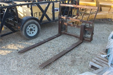 c9ff4539bff Forklift Frame W/ Forks Other Auction Results - 1 Listings ...