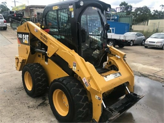 2014 Caterpillar 246D Heavy Machinery for Sale