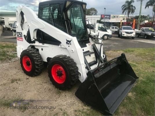 2008 Bobcat S250 Heavy Machinery for Sale
