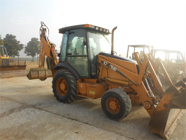 2004 CASE 580SM II For Sale In FLORENCE, Alabama
