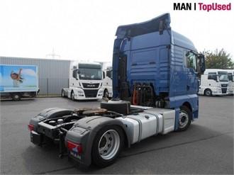 MAN TGX18.400LLS-U