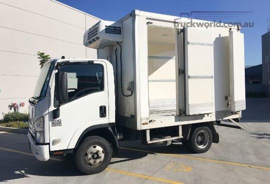 2010 Isuzu NNR - Truckworld.com.au - Trucks for Sale