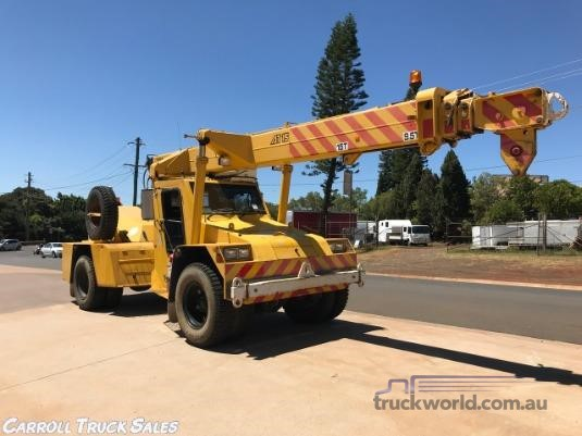 2007 Franna Crane AT15 Carroll Truck Sales Queensland - Cranes & Tailgates for Sale