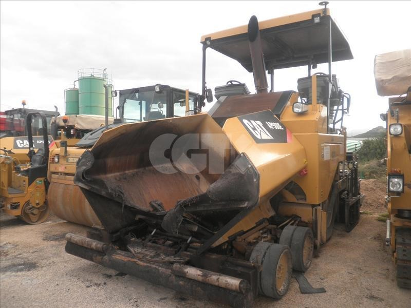 Caterpillar AP-500E #Used