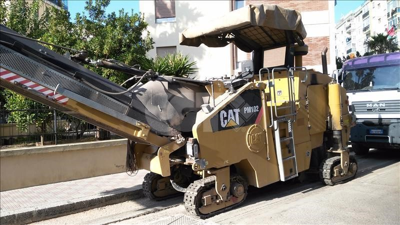 Caterpillar PM-102 #Used