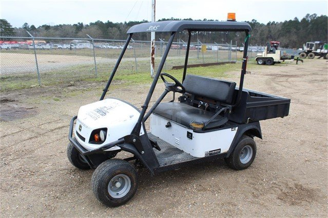 EquipmentFacts com | CUSHMAN Golf Cart Auction Results