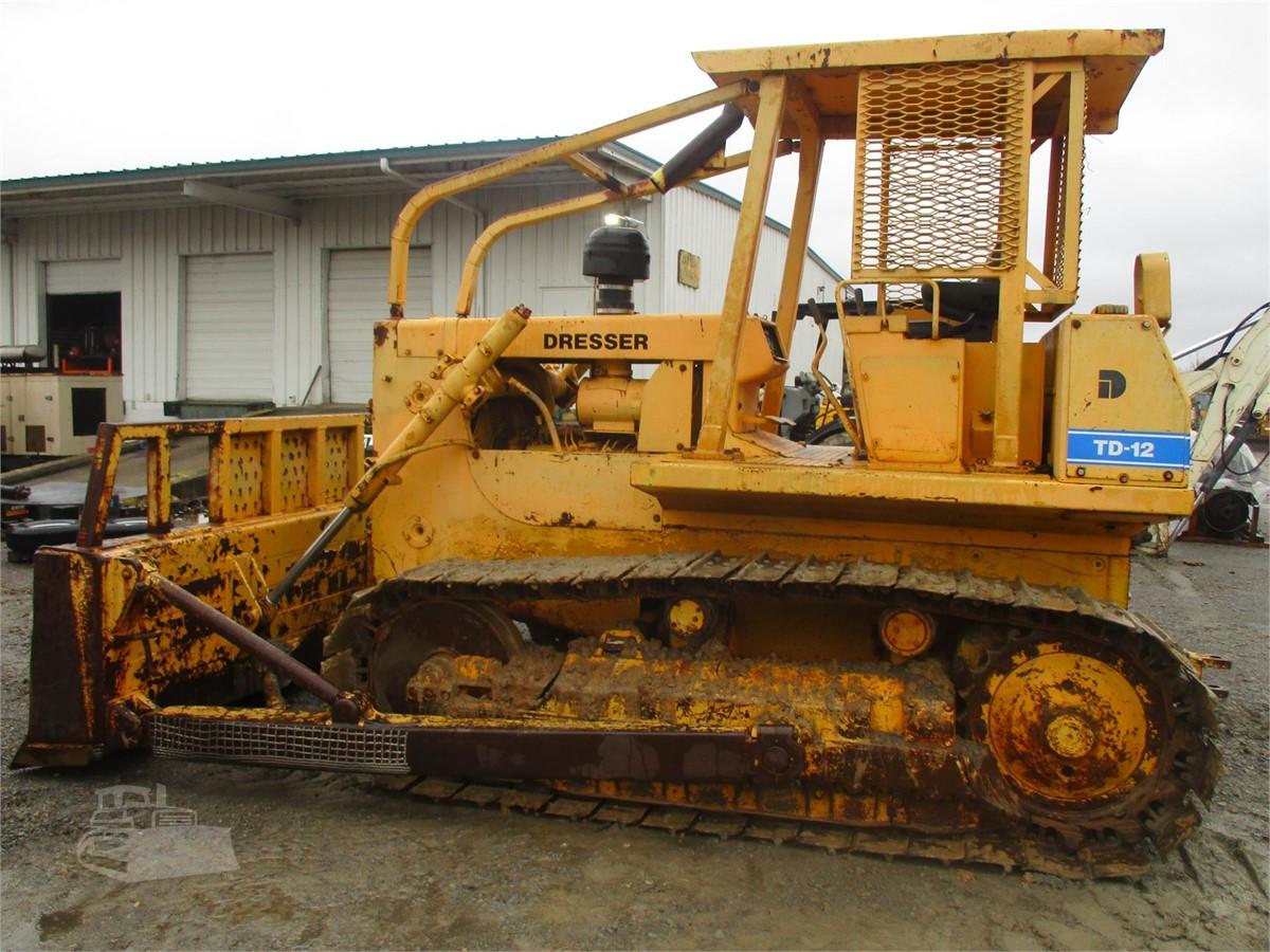 DRESSER TD12 For Sale In La Vergne, Tennessee   www landleq com