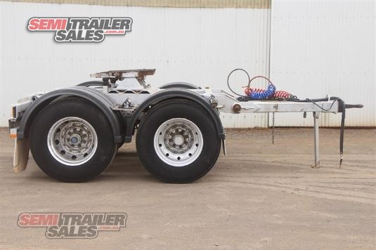 1993 Krueger Dolly Semi Trailer Sales  - Trailers for Sale